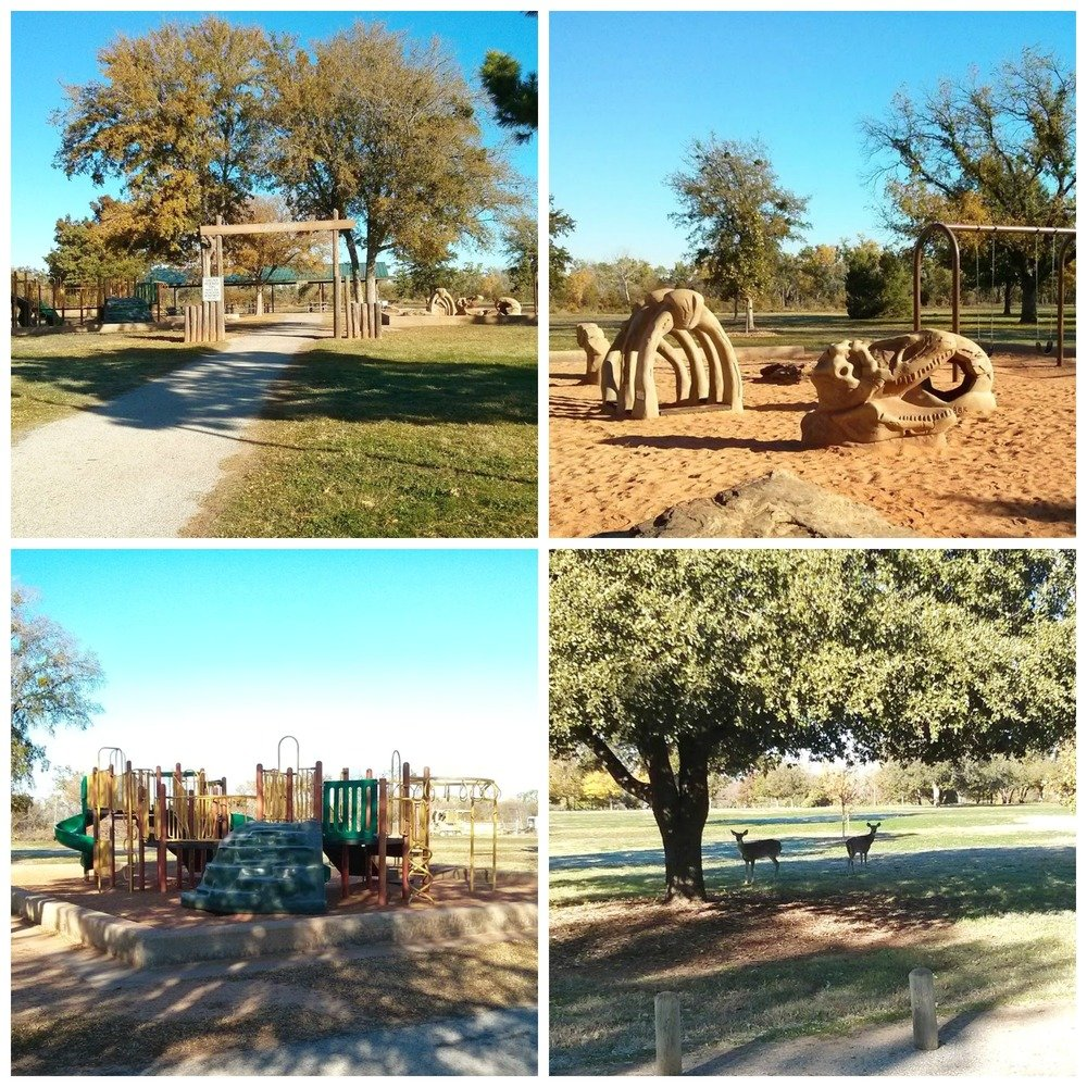 Lucy Park Texoma With Kids