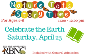 Nature Tots Story Time