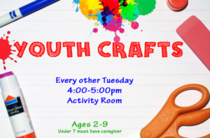 WFPL Youth Crafts