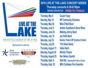 LIVE AT THE LAKE