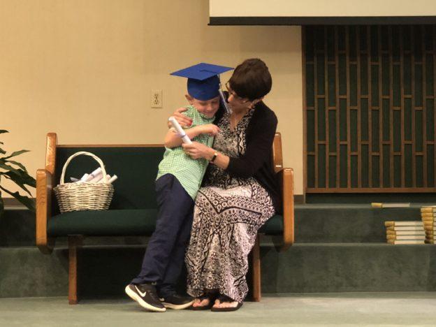 preschool graduate